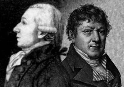 Pierre Mechain y Jean-Baptiste Delambre