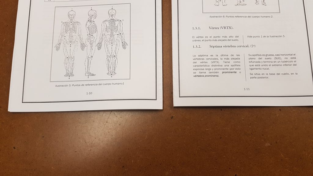 Encuadernación Cómo cubrir un cuerpo 007