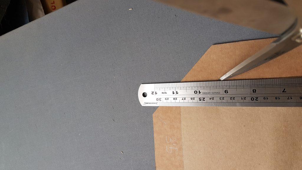 Encuadernación Cómo cubrir un cuerpo 047