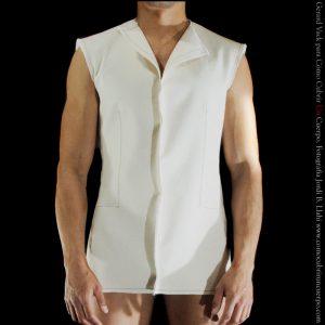 Patrón base de la americana - cuerpo - delantero - Cómo cubrir un cuerpo