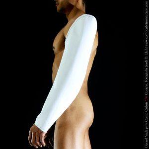 Patrón base de la americana - cuerpo - manga - Cómo cubrir un cuerpo